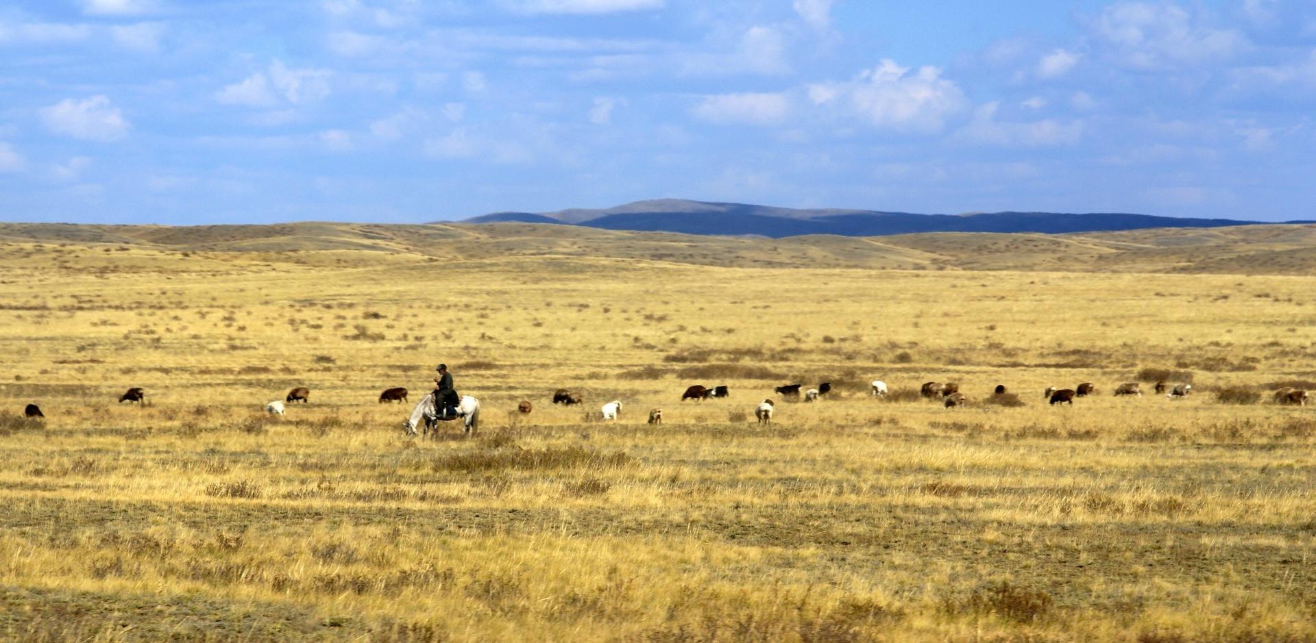 Naturwunder in Kasachstan