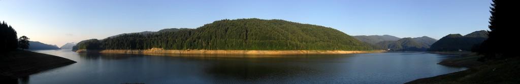 Vidraru-Romania