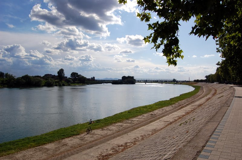 Fluss_Save_Slavonski_Brod