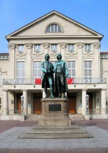 Weimar-Kurztrip August 2015