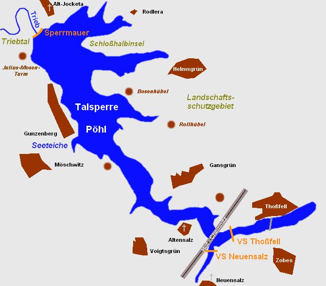 Talsperre_poehl_landkarte