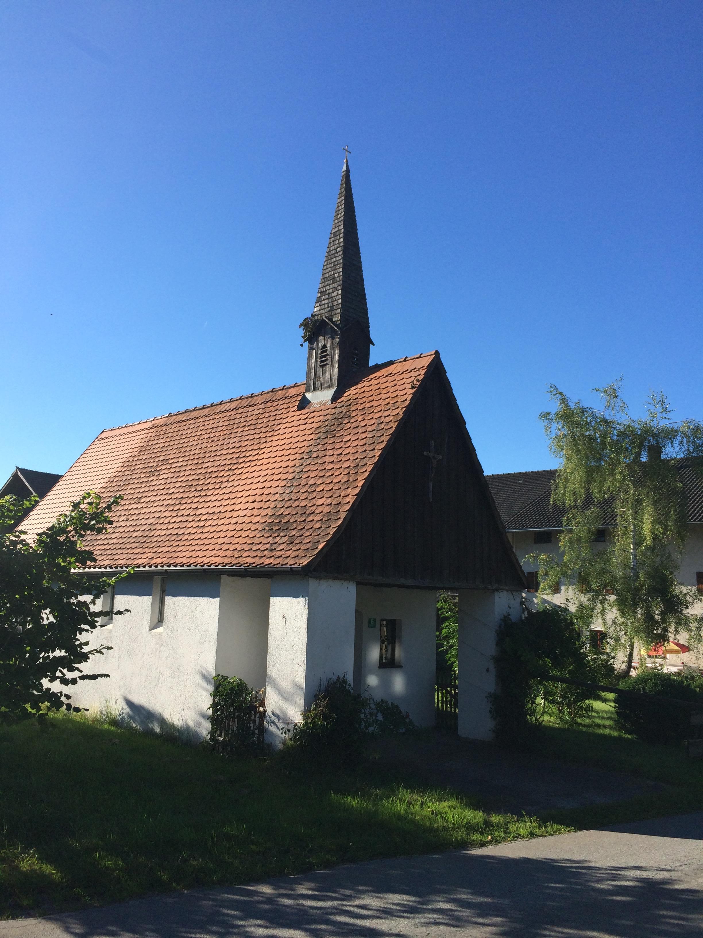 St. Maria-Kapelle im Ort