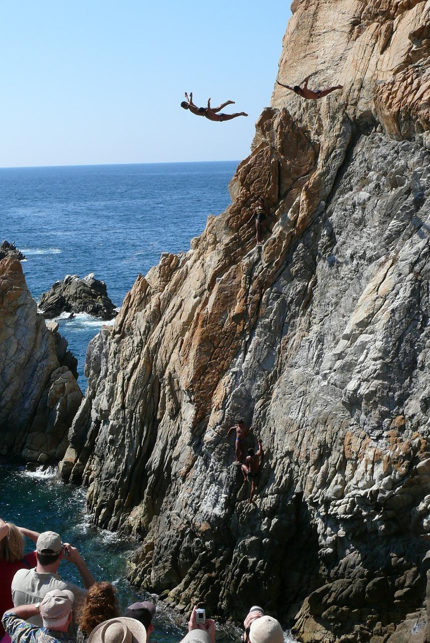 Klippen von Acapulco