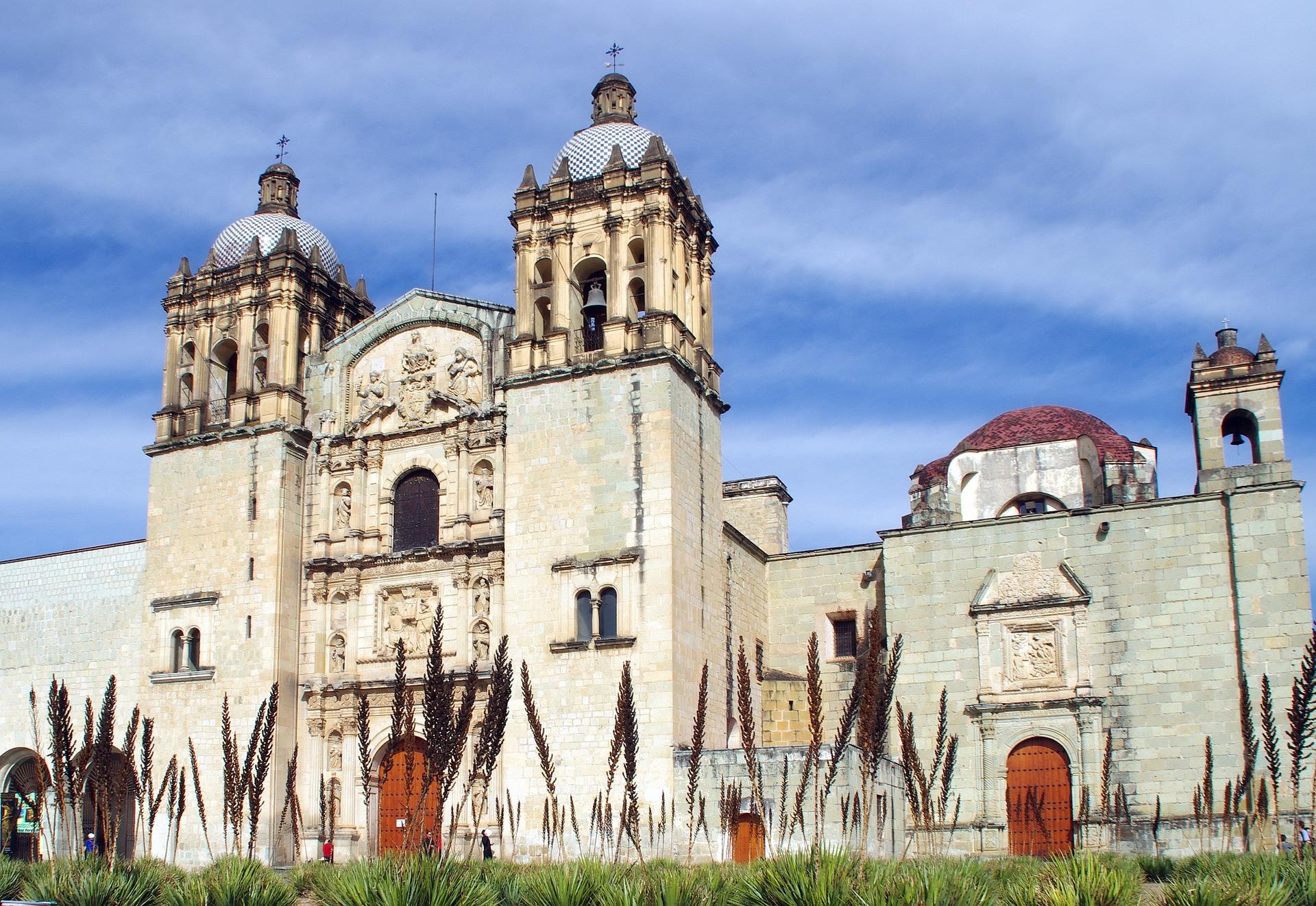 Hauptstadt Oaxaca der gleichnamigen Region