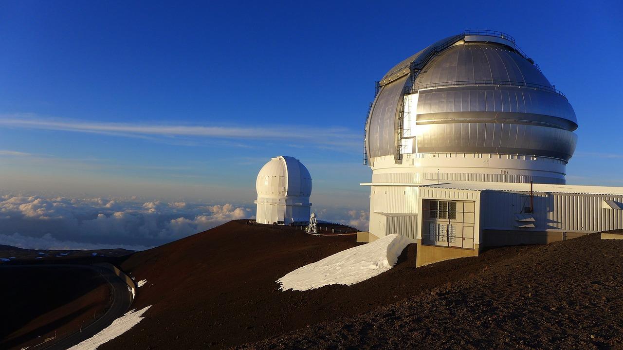 Mauna Kea, der höchste Berg Hawaiis