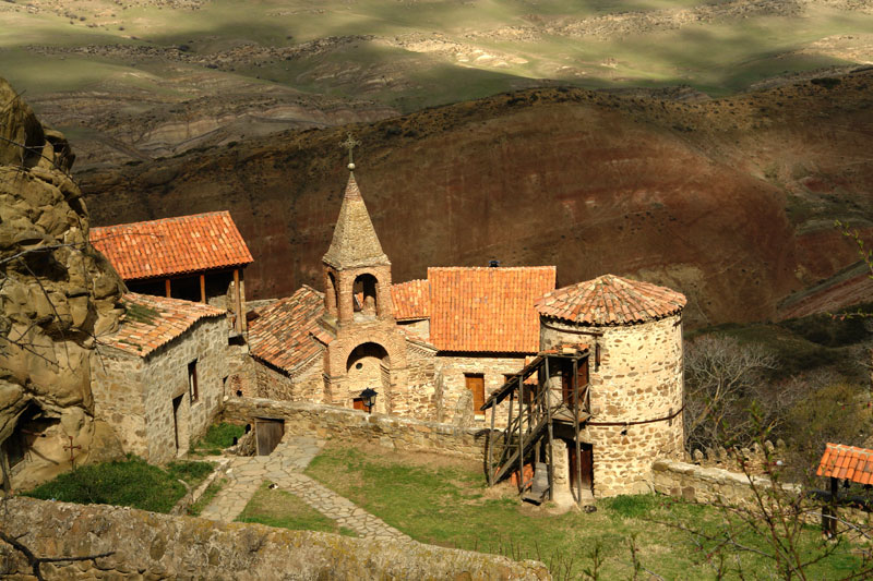 David_Gareja_monastery_complex