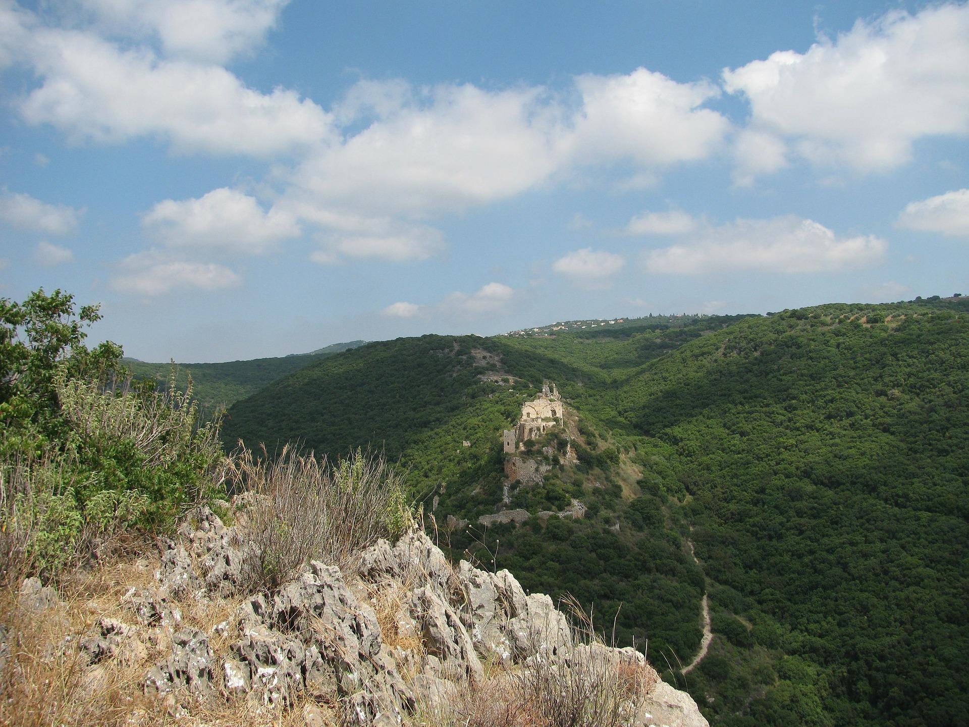 Bergland von Judäa