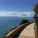Weg zwischen Stara Gavza und der Badebucht