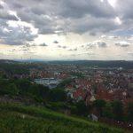 Stadt und das Neckartal