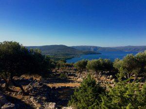 Sommerurlaub auf Cres August 2017