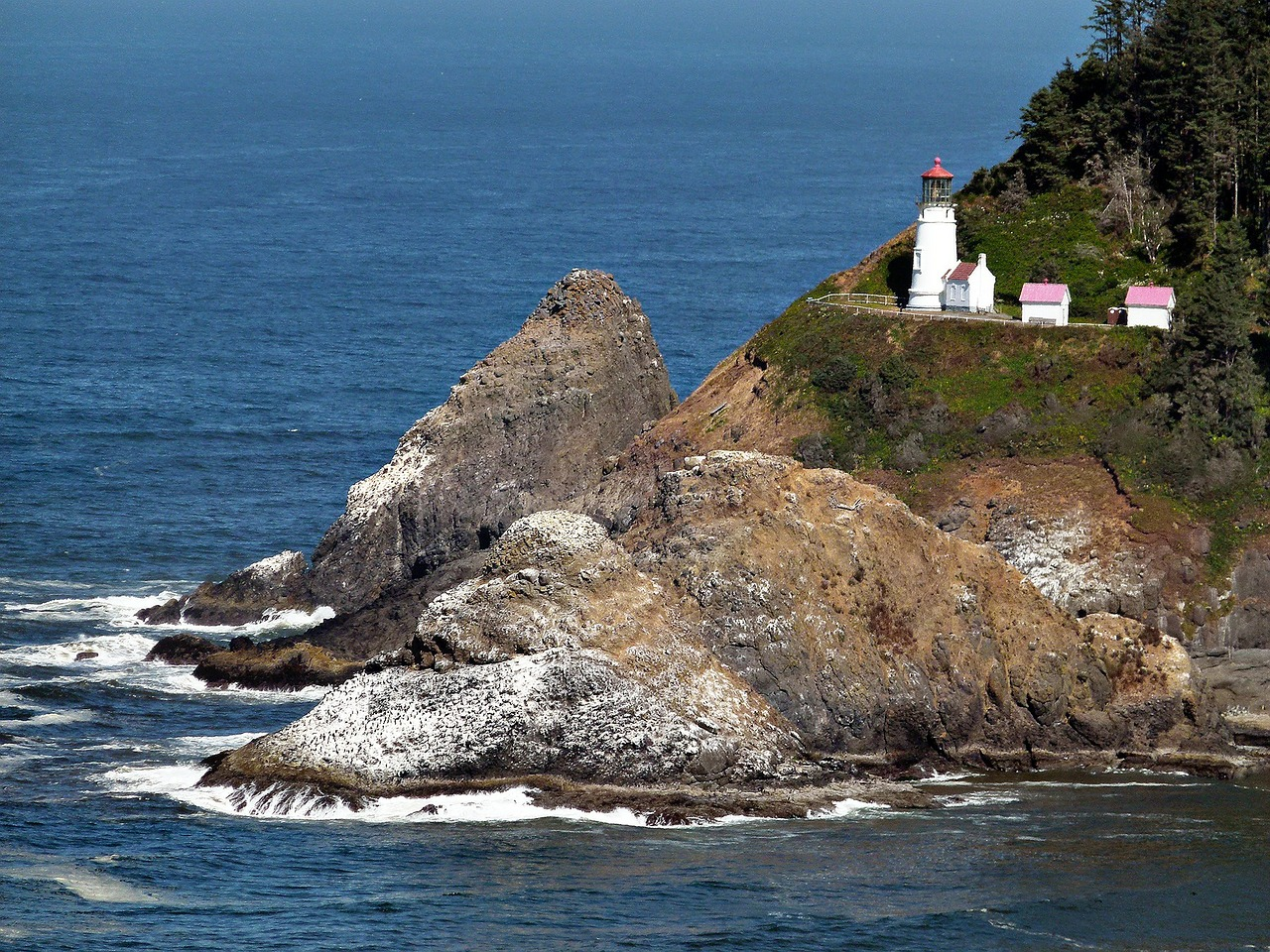 heceta-lighthouse-52891_1280