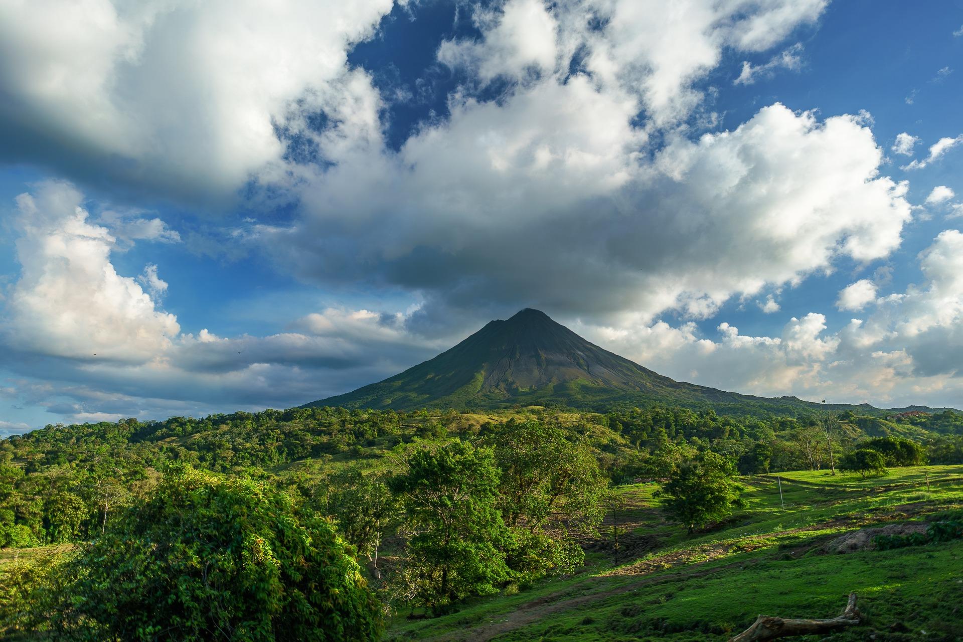 gründe inaktiven vulkan