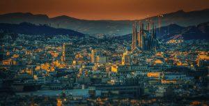 Barcelona Juni 2018